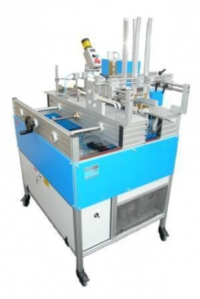 Confezionatrice/Packaging machine mod. MG9-OR - Nuova GAP sas